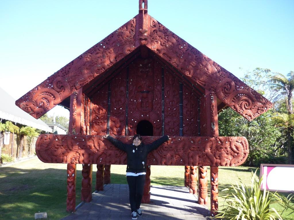Horreo Maorí