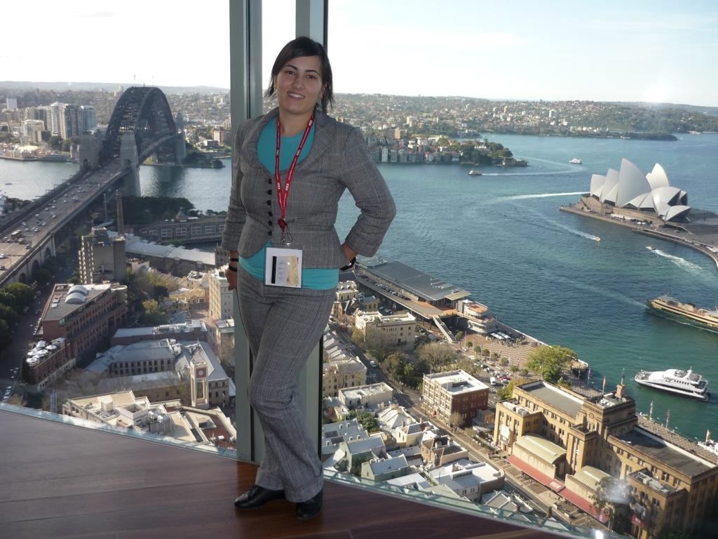 Sydney desde el Altitude
