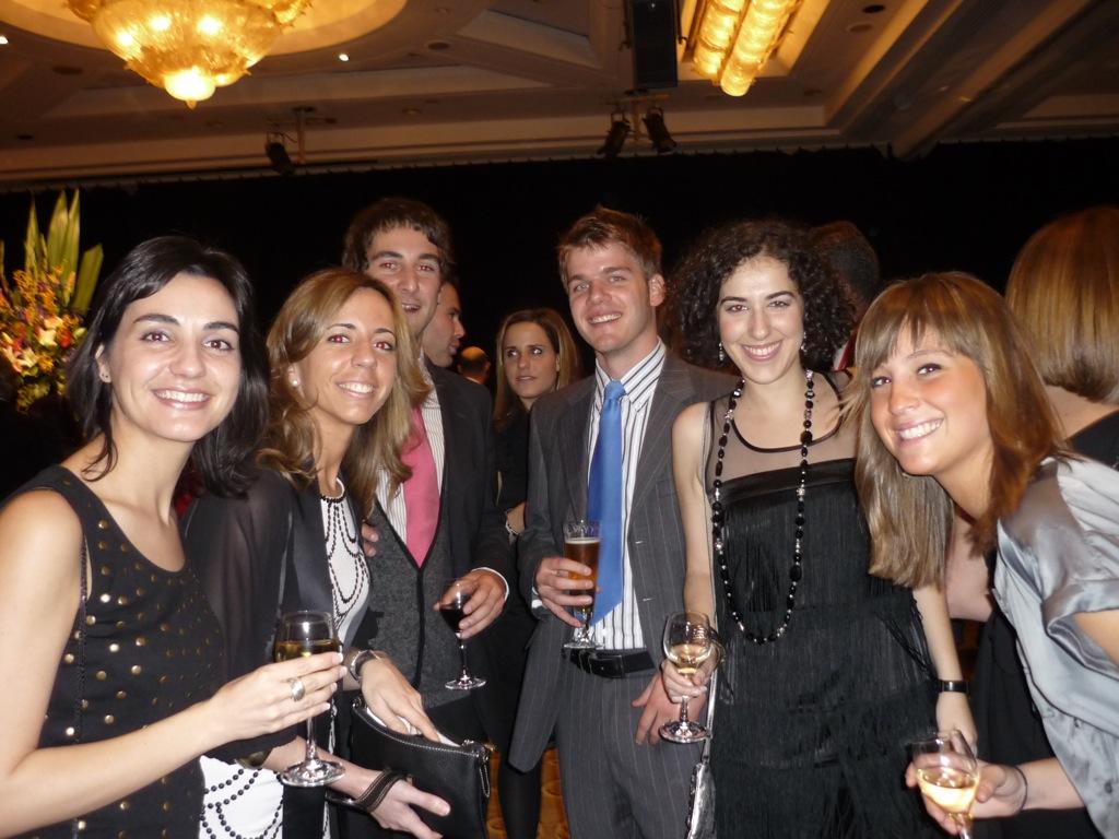 Zulema, María F, Carlos, Christoph, Leire, Cris
